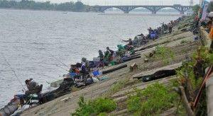 1-Й кубок росії по донної ловлі риби пройшов в місті вороніж