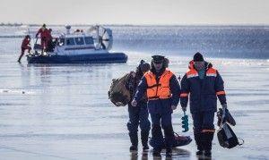 130 рибалок зняли рятувальники Татарстану з крижин небезпечні місця