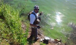 У Бронниця пройшли змагання з ловлі риби спінінгом підсумки змагань