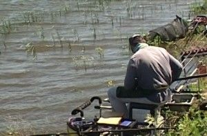 У Тамбові пройшов Чемпіонат з ловлі на поплавкову вудку початок змагань