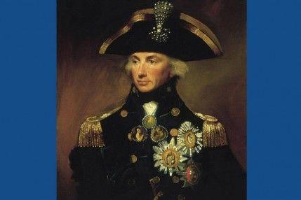 Адмірал нельсон - переможець морських битв
