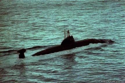 Атомні підводні човни проекту 671 «морські мисливці» за американськими субмаринами