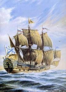 Балтійський первісток петра i лінкор «полтава»