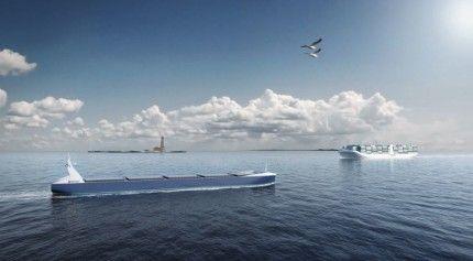 Безпілотні морські перевезення - фінська концепція