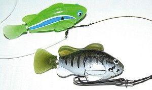 Чим хороші електронні приманки для риби