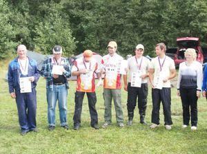 Чемпіонат псковської області з ловлі риби на спінінг
