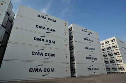 Cma cgm запускає нові рейси доставки вантажів морем