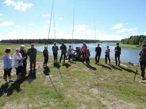 День рибалки відсвяткували в селищі подтибок