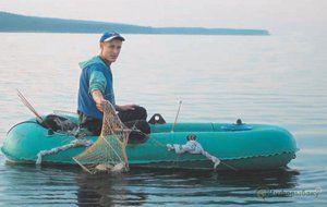 Ловити на донку найзручніше з човна або містків.