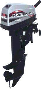 Двотактні мотори mercury / mariner 8-25 к.с.