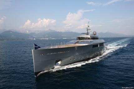 «Exuma» - найкраща моторна яхта 2011 року