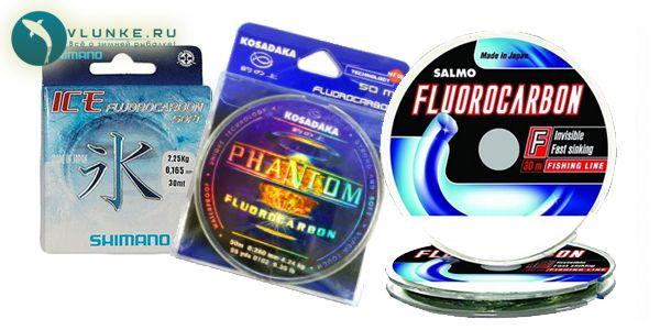 Флюорокарбоновую волосінь: якість або маркетинг?