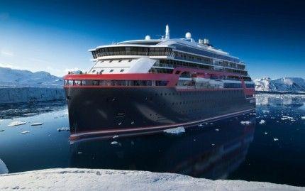 Хуртігрутен замовила круїзні судна з електродвигунами (відео)