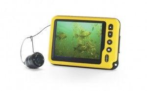 Ехолот від aqua-vu для підлідної риболовлі