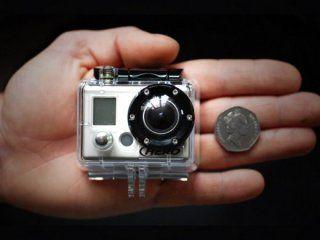 Екшн камера для полювання і риболовлі - збереже кращі моменти.
