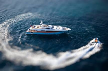 Ексклюзивна яхта «аurеliа»