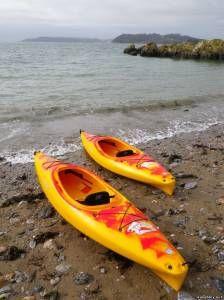 Каяки - човни для шукачів пригод