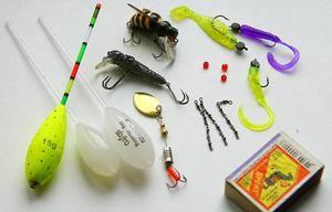 Набір рибальської оснащення