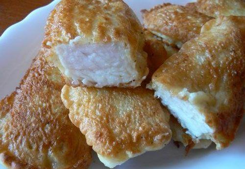 Риба в клярі - апетитне блюдо, так і хочеться з`їсти