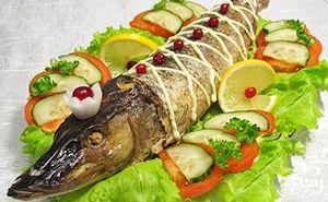 Як приготувати щуку в духовці: поради та рекомендації від вибору рибки до температури смаження