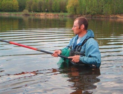 Активний пошук риби
