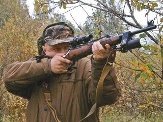 Як вибрати ліхтар для полювання?