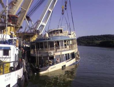 Капітан суховантажу «арбат», який пройшов повз теплохід «булгарія» оштрафований на 130000 рублів