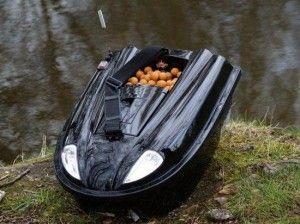 Кораблик для прикормки своїми руками