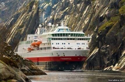 Круїзи на поромах по фіордах норвегії