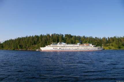 Круїзи на валу від компанії «russian cruises»