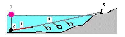 Кукан з гумовим амортизатором. Збереження спійманої риби