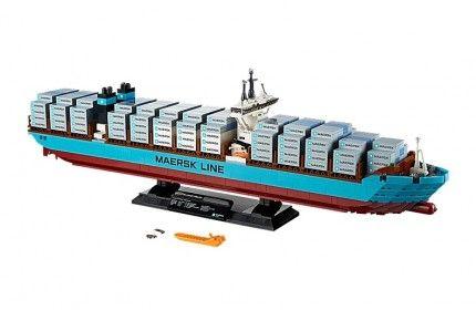 Лего корабель - відмінний новорічний подарунок