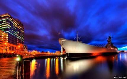 Лінкор «айова» стане плавучим кораблем-музеєм