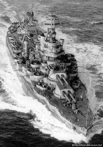Лінкор «техас» найдавніший вцілілий корабель свого часу