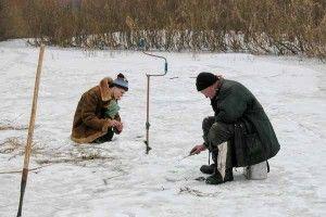 Любителям зимової риболовлі на замітку