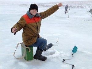 У малоархангельск районі пройшли змагання з ловлі на мормишку