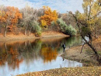 Ловля карася в жовтні на поплавкову вудку