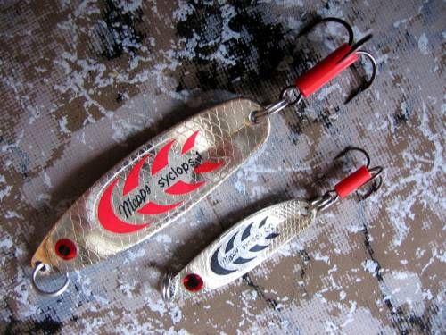 Ловля щуки на колебалку 2