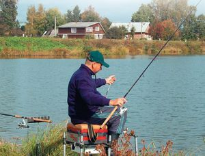 Опис переваг лову риби за допомогою матчевій оснащення