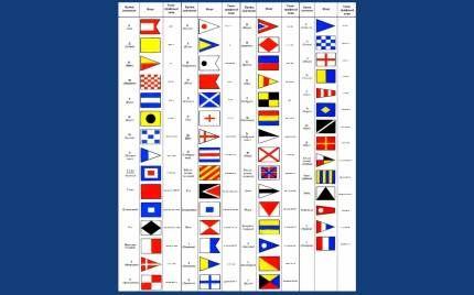 Морська мова