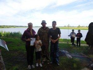 На річці тавда відбулися змагання з рибної ловлі