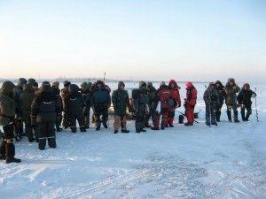 На змаганнях з ловлі риби на мормишку зловили більше 24 кілограмів йоржа