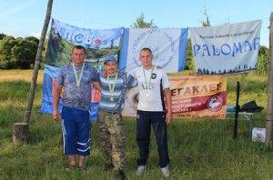 На Сумщині пройшли змагання з ловлі риби фідером перемогли і призи