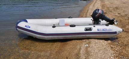Надувні човни - виробництво