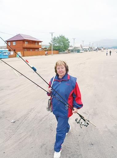 Вітренко на риболовлі