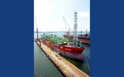 Нове судно типу fpso «bw pioneer» для компанії «bw offshore»
