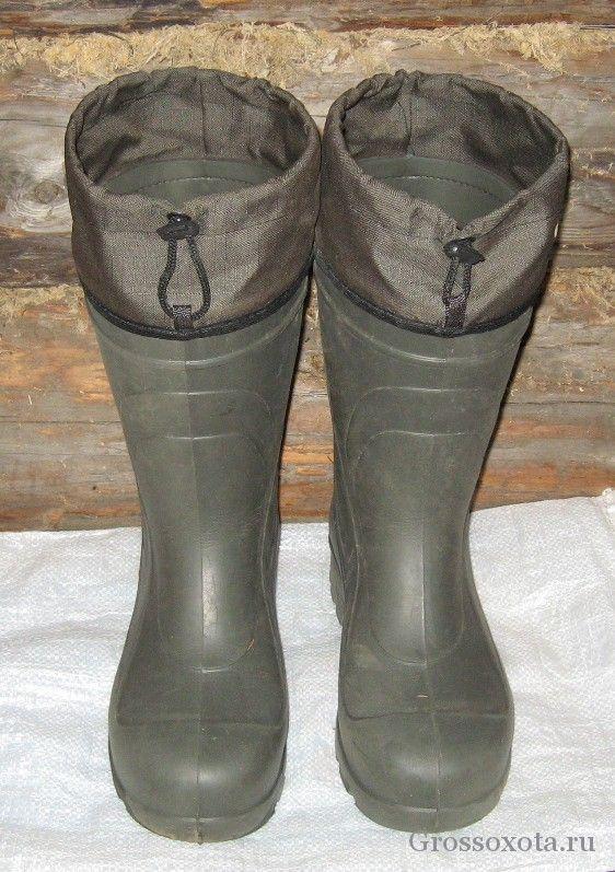Взуття для полювання та риболовлі