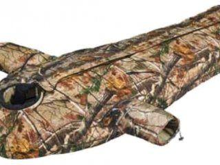 Огляд спальних мішків для полювання