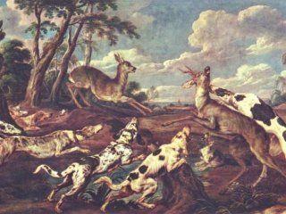 Полювання на козулю з собаками
