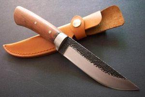Мисливські ножі своїми руками